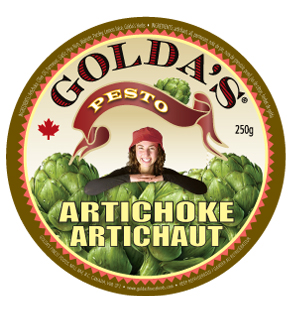 Artichoke-2011-top label