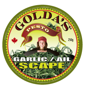 Garlic Scape-2011-top label